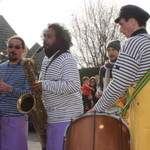 """Alain Gibaux - Fanfare cuivres et percussions """" Les Marineros"""""""