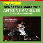 ANTOINE AMIGUES Concert-live