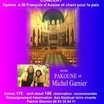 concert de Michel Garnier et pakoune