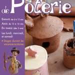 Stage poterie/modelage enfants