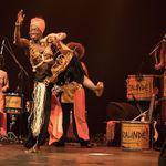 Zalinde Abami concert Afro Brésilien - Groupe de femmes