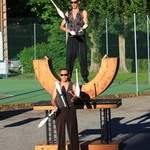 "Cirkcomcha - Spectacle de Cirque "" Drôle de Cirque "" toulouse"