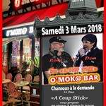 A COUP STICK concert-live