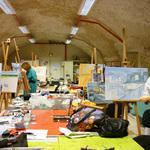Les Ateliers d'Arts plastiques de Chennevières-sur-Marne