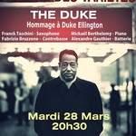 """""""The Duke"""" :  Hommage à Duke Ellington"""