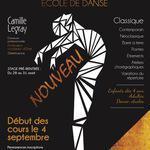 Classic Ballet Studio - Cours de danse à partir du 4 septembre