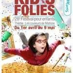 """28éme Festival Kid's Folies - """"Les couleurs de Matisse"""""""