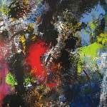 L'art abstrait de Florence Artur