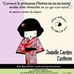 Contes Japonais d'Isabelle Cardon à Paris (5/6-12 ans)