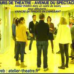 Cours de théâtre pour vaincre sa timidité à Paris