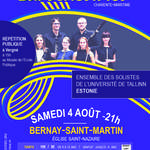 Festival International des Eurochestries Bernay St Martin