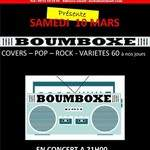 LE GROUPE BOOMBOXE concert-live