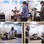 Louer un studio de répétition de musique