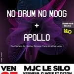 No Drum No Moog + Apollo