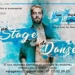 Stage de Danse Rouen avec Yann Alrick Mortreuil