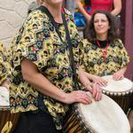 Isabelle GUIDON - cours particulier de djembe , timbao , congas