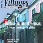 Le N°24 de Päris Villages vient de sortir!