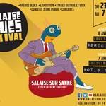 SALAISE BLUES FESTIVAL 2018 : Sofie Reed, Eric Bibb, Olivier Gotti, Otis Taylor