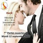 Aurélie Mahé & Alexis Rodriguez - Cours de Tango Argentin