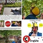 LOUIS BOULON - Clown