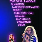 Sandy Stieven - hommage France Gall