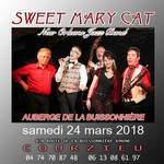 Sweet Mary Cat Jazz band à La Buissonnière 69690