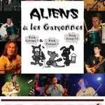 Aliens et les Garçonnes, Rock Celtique, Conflans sur Lanterne (70), 23 juin 2007