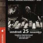 FABRICE BONY en concert Lithophonic