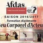 Formation diplômante, Stages, Cours de Théâtre Corporel/Mime