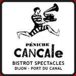 Péniche Cancale Bistrot Spectacle à Dijon