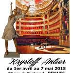 Antier, invité d'honneur de la Galerie Laute à Rennes