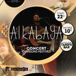 Concert ALKABAYA - Club Le Privé