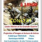 Concert Louis Vierne