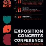 Exposition / Concerts / Conférence MAC3