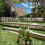 Festival Théâtre au Jardin - 1ère édition