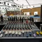 HD Pro - Technicien avec matériel de scène