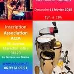 Association ACIA - Percussion Latino