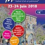 Le premier Festival d'Arts et Patrimoine de Monflanquin