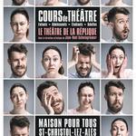 Théâtre de la Réplique - Cours/ Ecole de Théâtre
