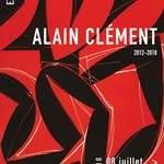 ALAIN CLEMENT 2012-2018