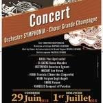 Concert de l orchestre symphonia