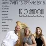 Concert Trio Ghidoni