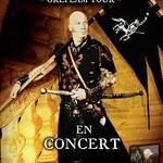 Luc Arbogast en concert à Cusset - Oreflam Tour
