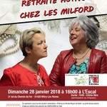 Retraite Active chez les Milford, par Cie Crocs en Scène