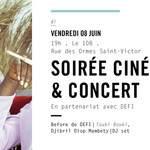 Soirée ciné & concert