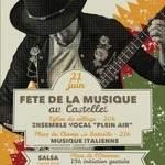 Fête de la musique au Castellet