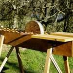 tourne-mioches - Animation autour de grands jeux en bois