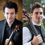 Alexandre Pascal, violon / Alexis Derouin, violoncelle