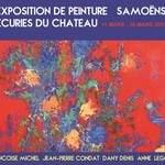 Exposition F. Michel / J.-P. Condat / D. Denis et A. Legouy