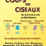 Représentation Coups de Ciseaux